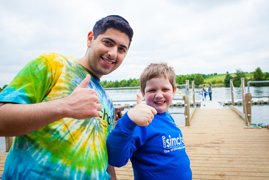 The Camp Simcha Wohl Family Retreat