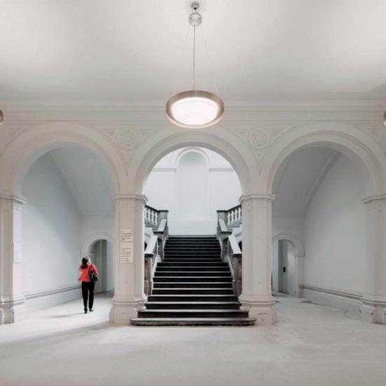 New Wohl Entrance Hall and Staircase, 6 Burlington Gardens