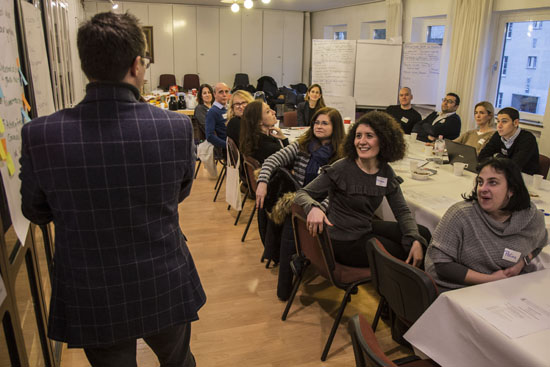 Educating For Impact Day Retreat Dusseldorf Germany