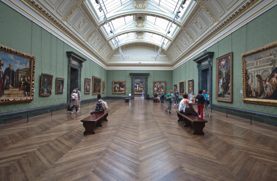 The Wohl National Gallery