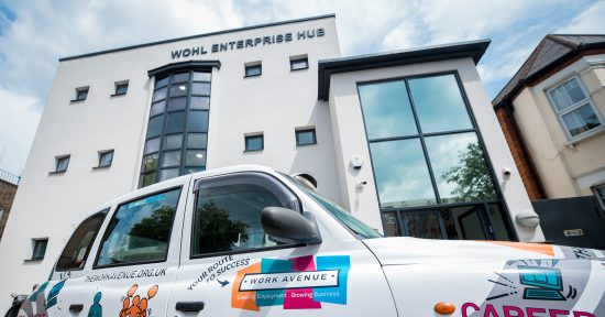 Work Avenue's Wohl Enterprise Hub