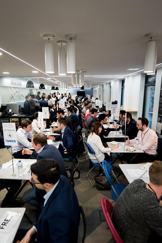Work Avenue Career Networking at the Wohl Enterprise Hub - London