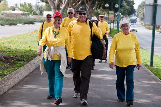 JDC ESHEL healthy aging project