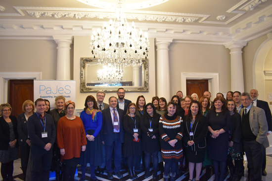 PaJeS 4 Head Teachers Conference November 2019