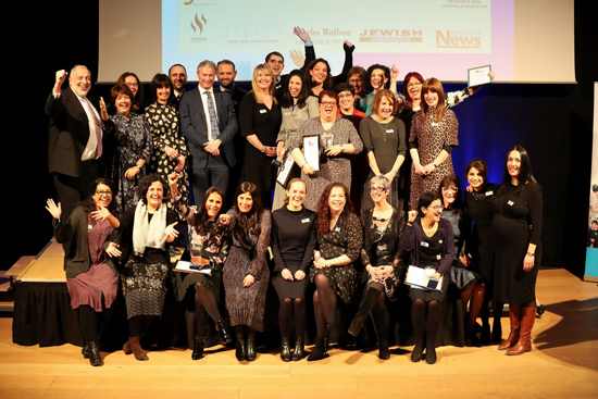 PaJeS 6 Jewish School Awards February 2019